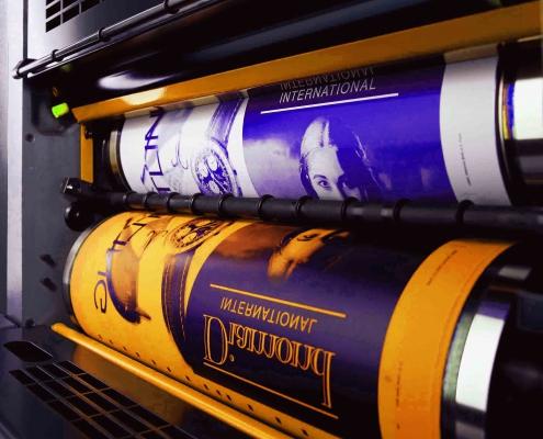چاپ افست | لیتوگرافی | زینک